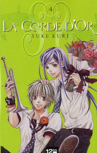Yuki Kure - La corde d'or Tome 4 : .