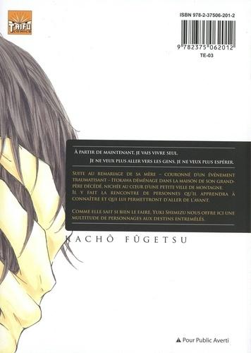 Kachô Fûgetsu Tome 1