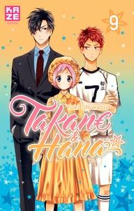 Yuki Shiwasu - Takane & Hana Tome 9 : .