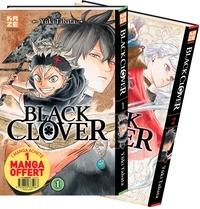 Téléchargement du fichier epub ebook Black Clover Tome 1 et Tome 2 9782820335067 in French par Yûki Tabata