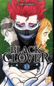 Téléchargement de livres pdf kindle Black Clover Tome 13 9782820332479