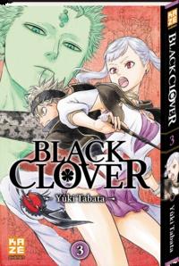 Téléchargement gratuit en anglais du livre pdf Black Clover Tome 3 9782820325303