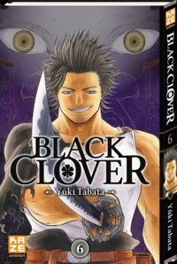 Téléchargement gratuit des livres pdf Black Clover Tome 6