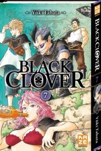Yûki Tabata - Black Clover Tome 7 : L'assemblée des capitaines.
