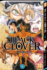 Ebooks gratuits à télécharger en anglais Black Clover Tome 8 (Litterature Francaise) 9782820329042