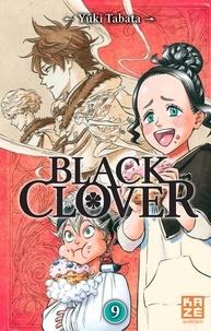 Yûki Tabata - Black Clover Tome 9 : la plus forte des compagnies.