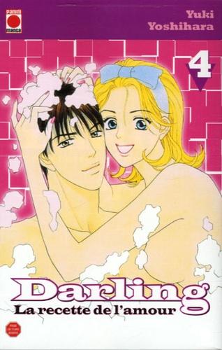 Yuki Yoshihara - Darling - La recette de l'amour Tome 4 : .