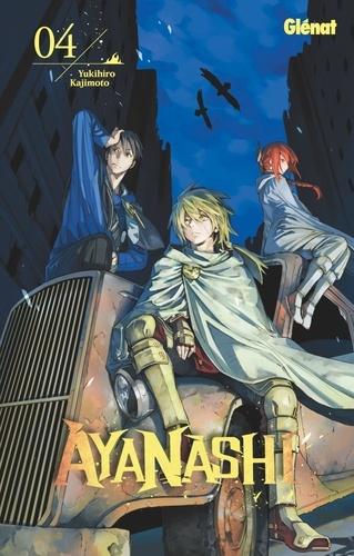 Yukihiro Kajimoto - Ayanashi - Tome 04.