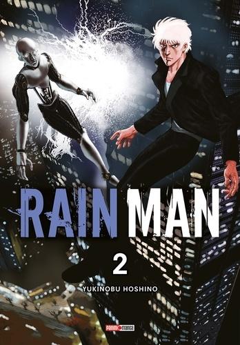 Yukinobu Hoshino - Rain Man Tome 2 : .