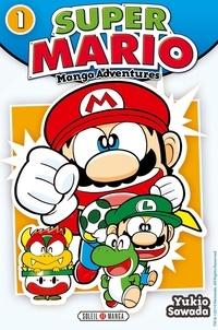 Yukio Sawada - Super Mario-Manga Adventures Tome 1 : .