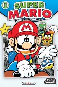 Yukio Sawada - Super Mario-Manga Adventures Tome 17 : .