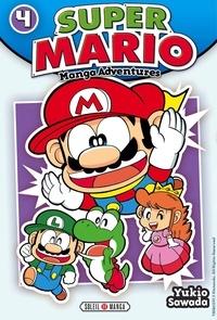 Yukio Sawada - Super Mario-Manga Adventures Tome 4 : .