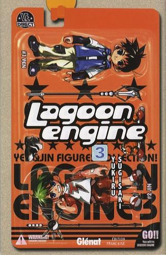 Yukiru Sugisaki - Lagoon Engine Tome 3 : .