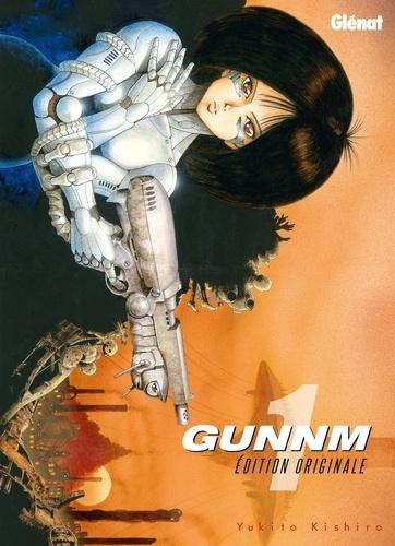 Gunnm - Yukito Kishiro - 9782331031939 - 4,99 €