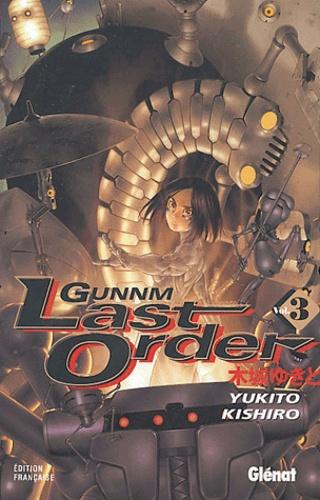 Yukito Kishiro - Gunnm Last Order Tome 3 : .