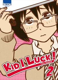 Yuko Osada - Kid I luck Tome 2 : .