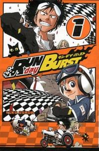 Yuko Osada - Run day burst Tome 1 : .