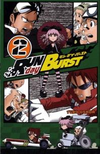 Yuko Osada - Run day burst Tome 2 : .