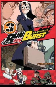 Yuko Osada - Run day burst Tome 3 : .