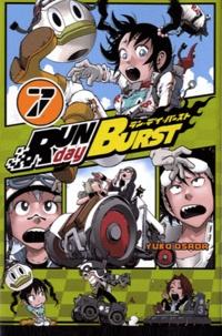 Yuko Osada - Run day burst Tome 7 : .