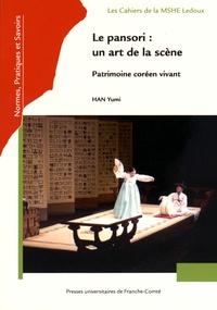 Le pansori : un art de la scène - Patrimoine coréen vivant.pdf