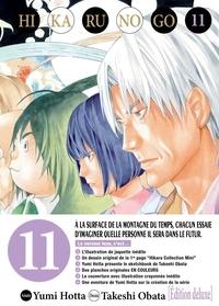 Yumi Hotta et Takeshi Obata - Hikaru no Go Tome 11 : .