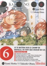 Yumi Hotta et Takeshi Obata - Hikaru no Go Tome 6 : .
