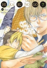 Yumi Hotta et Takeshi Obata - Hikaru no Go Tome 7 : Edition de luxe.
