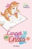 Yumi Ikefuji - Carnet de chats Tome 1 : .