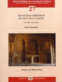 Alixetmika.fr Les autels chrétiens du Sud de la Gaule (Ve-XIIe siècles) Image