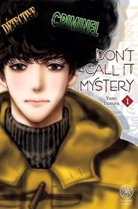 Yumi Tamura - Don't call it mystery Tome 1 : .