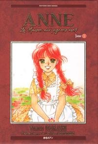 Yumiko Igarashi - Anne et la maison aux pignons verts Tome 1 : .
