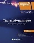 Yunus Cengel et Michael Boles - Thermodynamique - Une approche pragmatique.