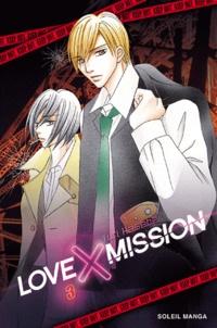 Yuri Hasebe - Love X Mission Tome 3 : .
