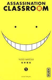 Yusei Matsui - Assassination Classroom  : Pack en 3 volumes.