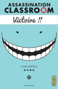 Yusei Matsui - Assassination Classroom Tome 11 : .