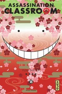 Téléchargement de livres audio sur ipod shuffle 4ème génération Assassination Classroom Tome 18 par Yusei Matsui en francais