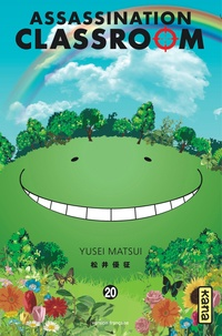 Yusei Matsui - Assassination Classroom Tome 20 : .