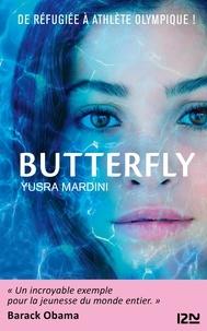 Yusra Mardini - Butterfly.