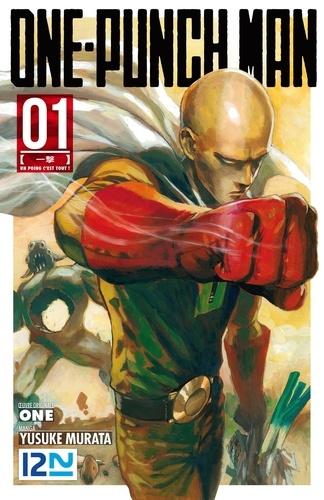 One-Punch Man Tome 1 Un poing c'est tout !