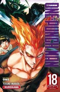Yusuke Murata - One-Punch Man Tome 18 : .