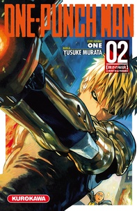 Yusuke Murata et  One - One-Punch Man Tome 2 : Le secret de la puissance.
