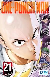 Yusuke Murata - One-Punch Man Tome 21 : En un éclair.