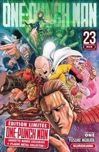 Yusuke Murata - One-Punch Man Tome 23 : .