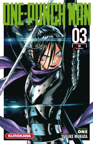 One-Punch Man Tome 3 La rumeur