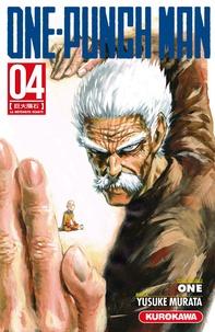 Yusuke Murata - One-Punch Man Tome 4 : La météorite géante.