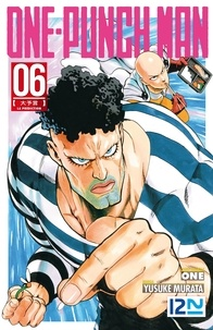 Yusuke Murata - One-Punch Man Tome 6 : La prédiction.