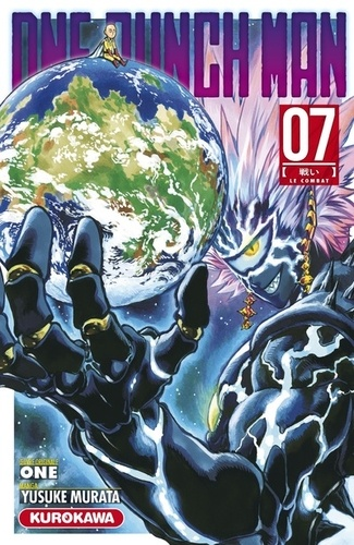 One-Punch Man Tome 7 Le combat