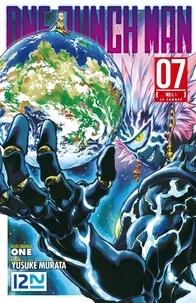 Yusuke Murata - One-Punch Man Tome 7 : Le combat.