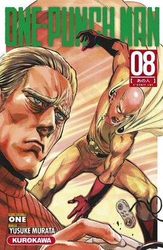 One-Punch Man Tome 8 C'était lui